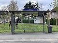 Arrêt Bus Carrouges Avenue Général Leclerc - Noisy-le-Sec (FR93) - 2021-04-18 - 1.jpg