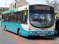 Arriva Buses Wales Cymru 2653 CX07CUG (8716514523).jpg