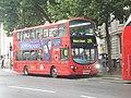 Arriva HV114 on Route 29, Trafalgar Square.jpg