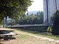 Ars Aevi bridge in Sarajevo.jpg