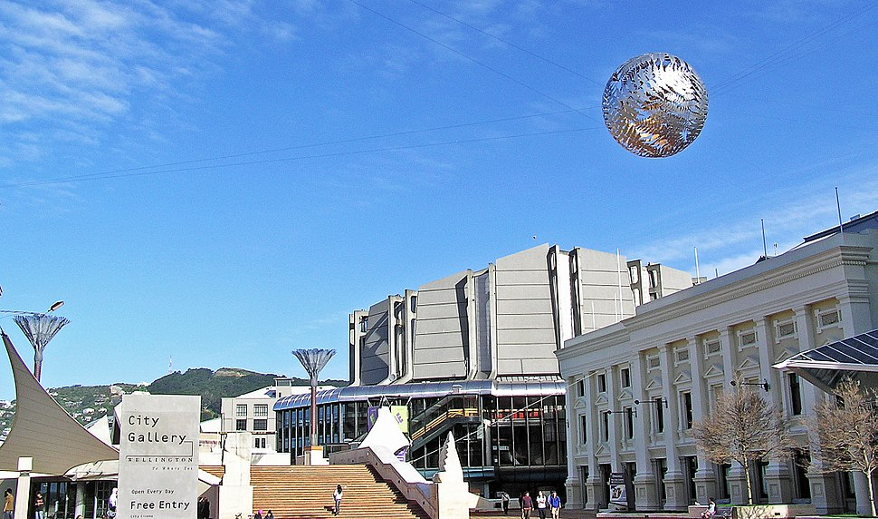 Art Ferns & Civic Square