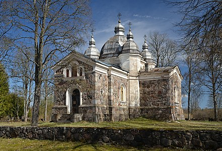 Arussaare orthodox church