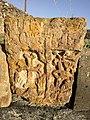 Ashtarak Karmravor church (khachkar) (54).jpg