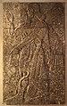 Assiria, rilievo murale, da nimrud, palazzo NW di assurnasirpal II, 884-859 ac ca.jpg