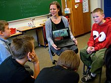 importance of computer in student life wikipedia