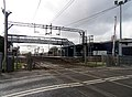 At Cheshunt Station crossing, Herts - geograph.org.uk - 345950.jpg