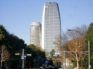 Atago, Tokyo - Atago Green Hills