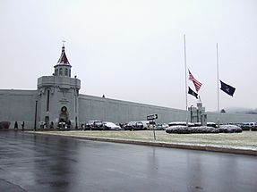 Attica Correctional Facility - Wikipedia, the free encyclopedia