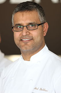 Atul Kochhar British restaurateur