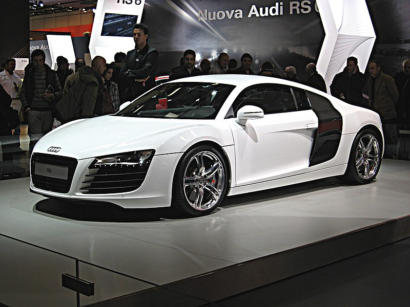 file audi r8 front view jpg wikimedia commons. Black Bedroom Furniture Sets. Home Design Ideas