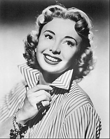 alt=Description de l'image Audrey Meadows 1959.JPG.