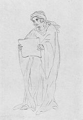 August Wilhelm Iffland als Sophir (Quelle: Wikimedia)