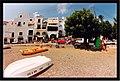 August Mysterious Light of Top Art Existentialism Harbour Colors - Cadaques magic Cap de Creus 1991 Corrida Luis Bunuel - panoramio.jpg