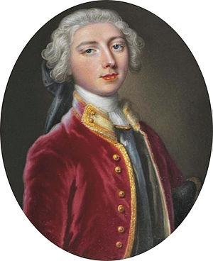Lord Augustus FitzRoy - Augustus Fitzroy. (Christian Friedrich Zincke)