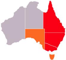 Australia victoria melbourne australian girl