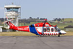 Australian Helicopters (VH-YXI) AugustaWestland AW139 at Wagga Wagga Airport.jpg