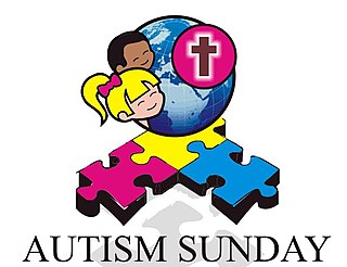 Autism Sunday Christian day of prayer for the well-being of autistic people