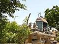 Avinangudi Viswanatha Swami Temple Front Tower.jpg