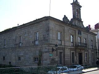 Caldas de Reis municipality in Galicia, Spain