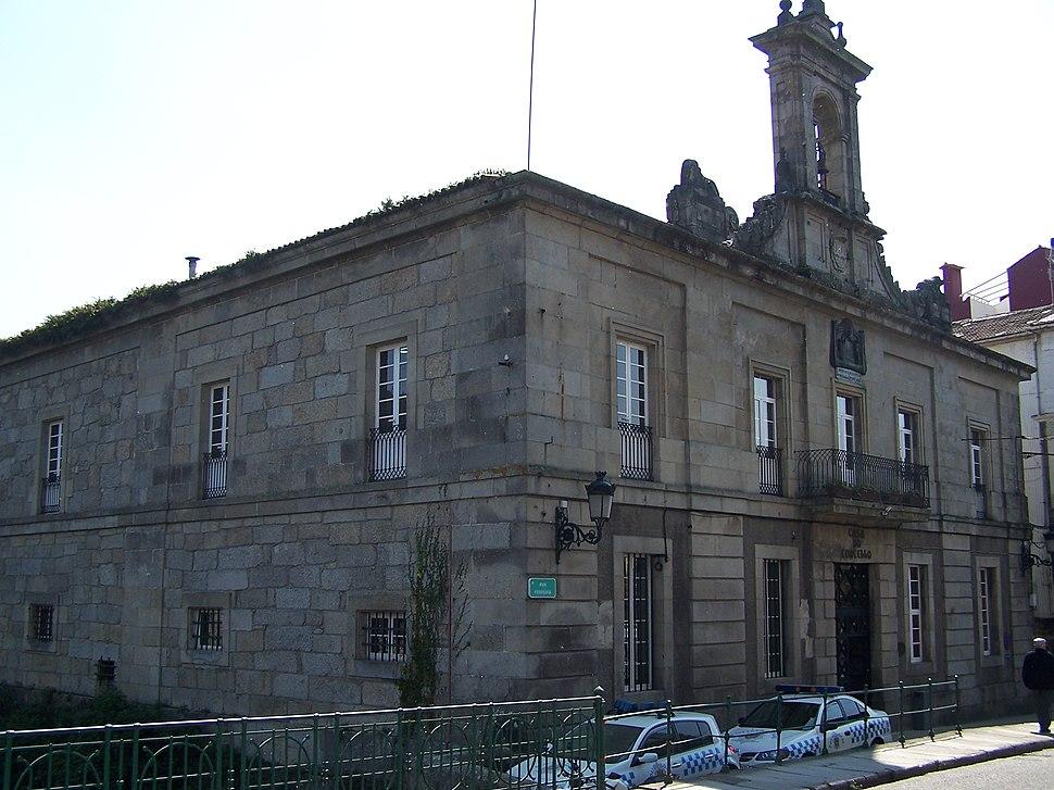 Ayuntamiento 001. Caldas de Reyes