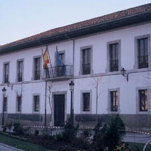 Pravia - Pravia's City Hall.