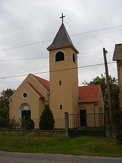 Börcs Evangélikus templom.JPG