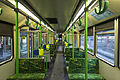 B2-class Melbourne tram interior, 2013.JPG