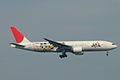 B777-200(JA009D) approach @HND RJTT (476855446).jpg