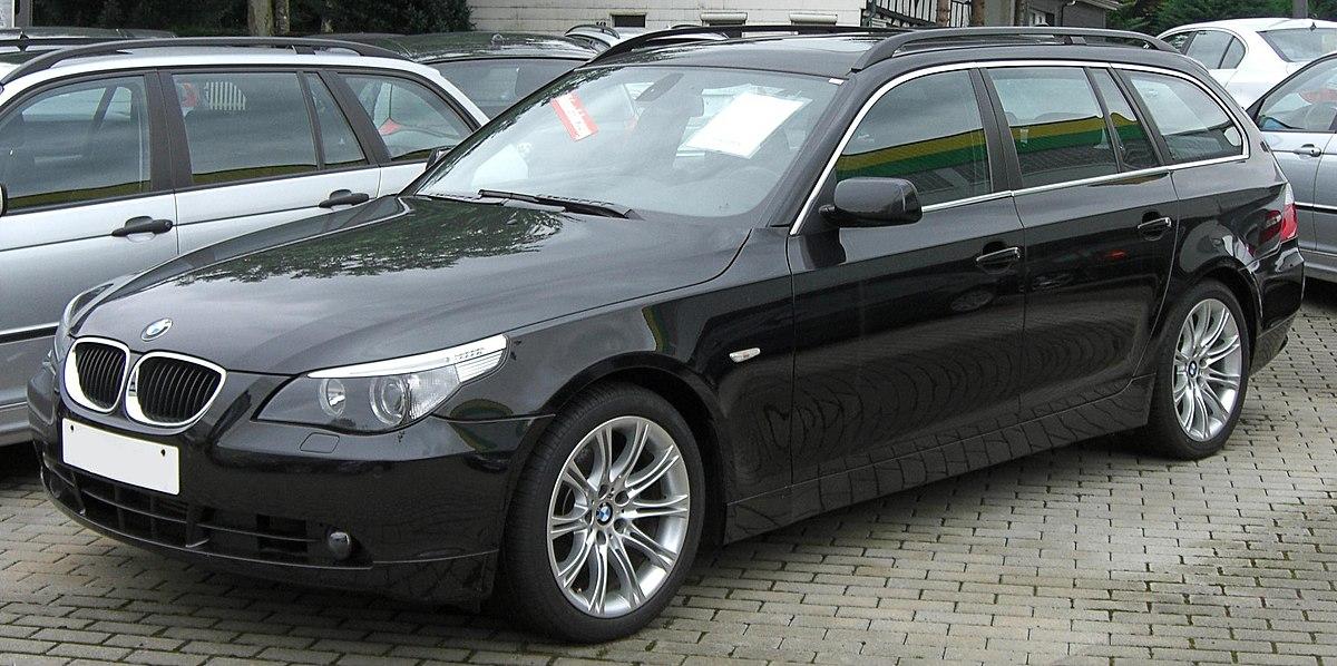 BMW E60 – Wikipedia