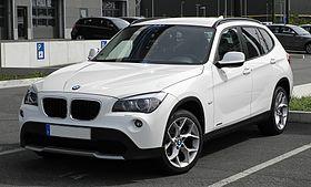 BMW X1  Wikipedia