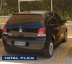 Volkswagen do Brasil - VW Polo 2 TotalFlex.