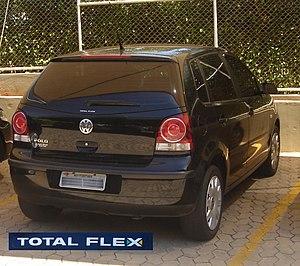 Volkswagen do Brasil - VW Polo 2 TotalFlex.