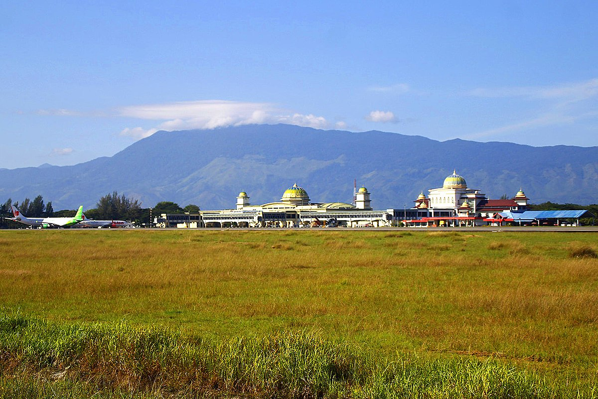 Sultan Iskandar Muda International Airport Wikipedia