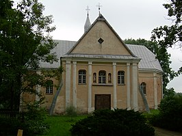 BZN Pasusvys church front 1.JPG