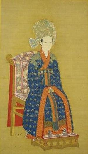 Empress Zhu (Song dynasty) - Empress Renhuai