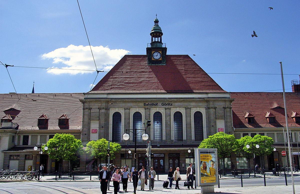 G rlitz station wikipedia for Berlin to dresden train