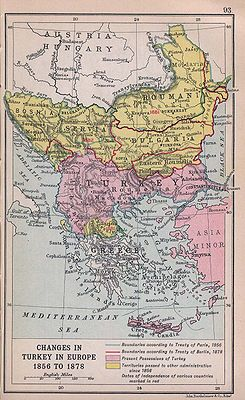 Osmanisches Reich Karte 1914.Atlas Of The Ottoman Empire Wikimedia Commons