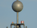 Ball Sphere of the Belvedere tower , Chelsea Harbour, taken had a mile away from the Moor Park Road at aprox 700x magnification.png