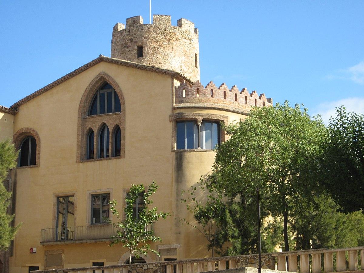 Museo torre balldovina wikipedia la enciclopedia libre for Chiquipark en santa coloma de gramenet