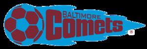 Baltimore Comets - Image: Baltimore comets logo