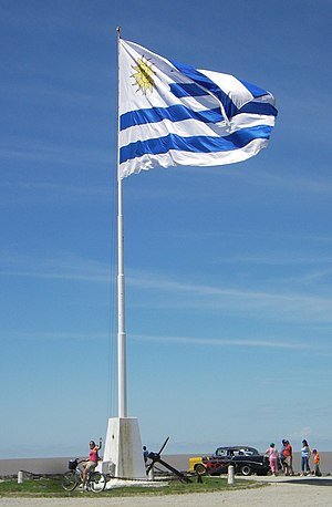 Flag of Uruguay - Image: Bandera de Uruguay