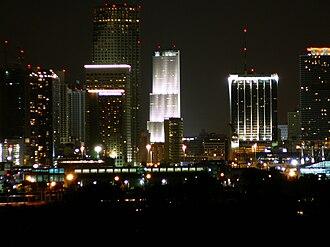 Miami Tower - Image: Bankofamericawhite
