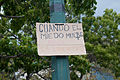 Banner at demonstrations and protests against Chavismo and Nicolas Maduro government 14.jpg