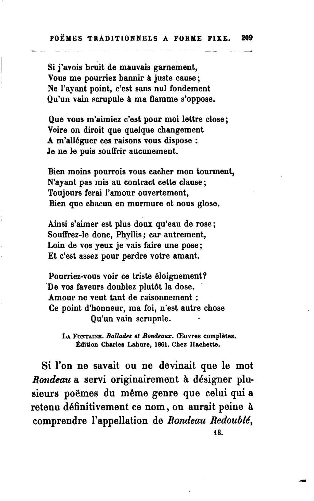 Pagebanville Petit Traité De Poésie Française 1881djvu