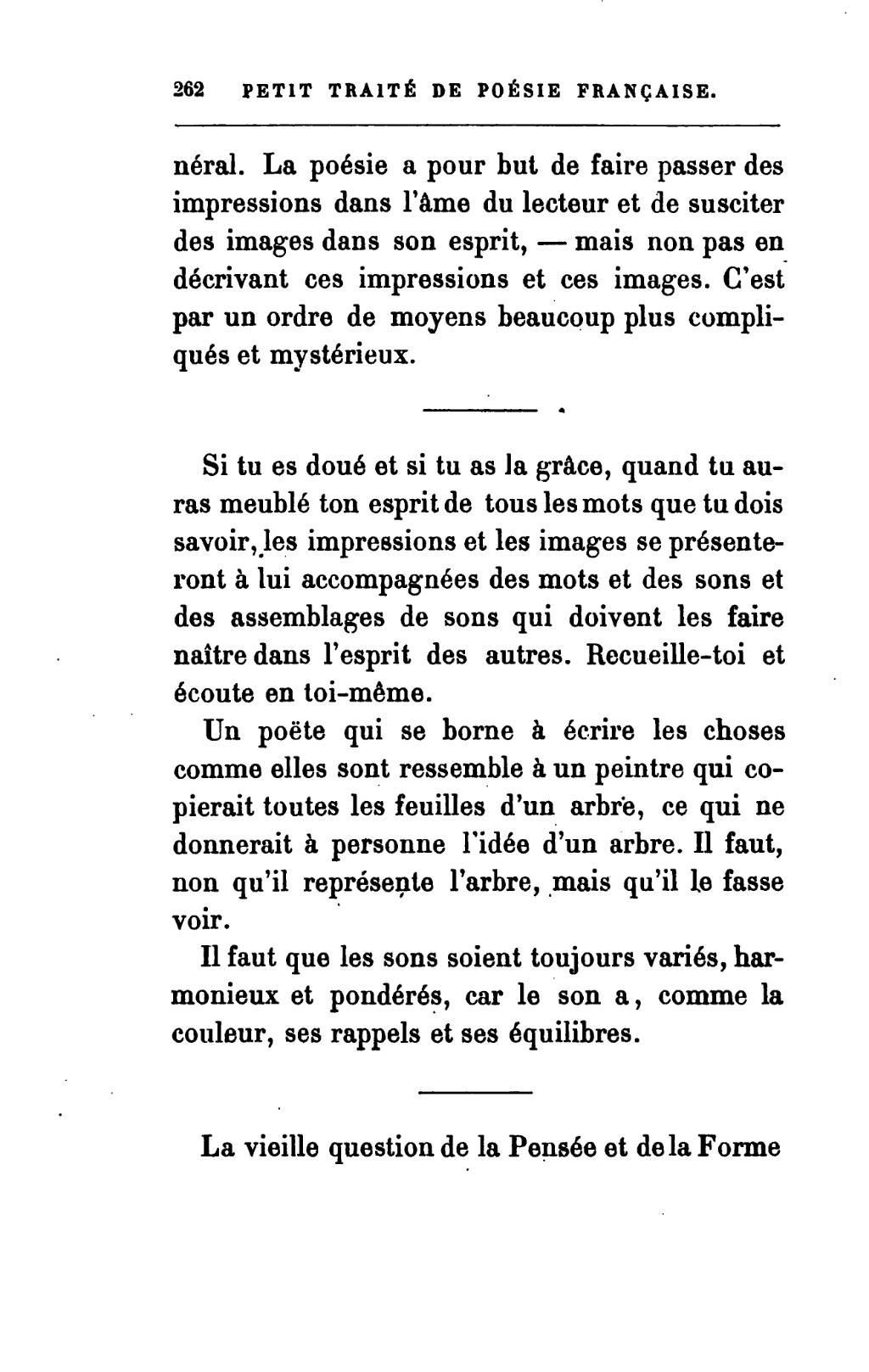 more photos 54c3a e51ea Page Banville - Petit Traité de poésie française, 1881.djvu 273 - Wikisource