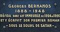 Bar-le-Duc-Maison de Bernanos-Plaque.jpg