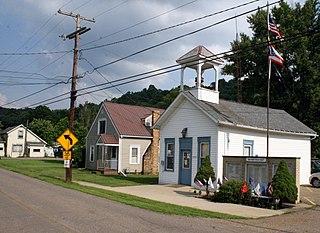 Barnhill, Ohio Village in Ohio, United States