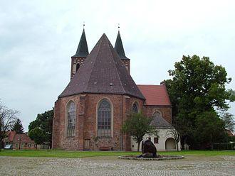 Baruth/Mark - Saint Sebastian parish church