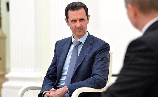 Bashar al-Assad in Russia (2015-10-21) 02