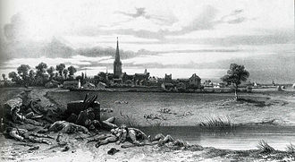 Army of the Coasts of La Rochelle - Battle of Luçon
